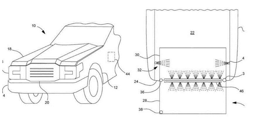 福特可能已经为新型F-150驾驶室申请了专利