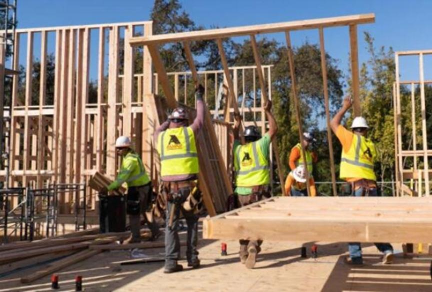 维也纳修订法案 迫使加利福尼亚城市允许建造更密集的住房