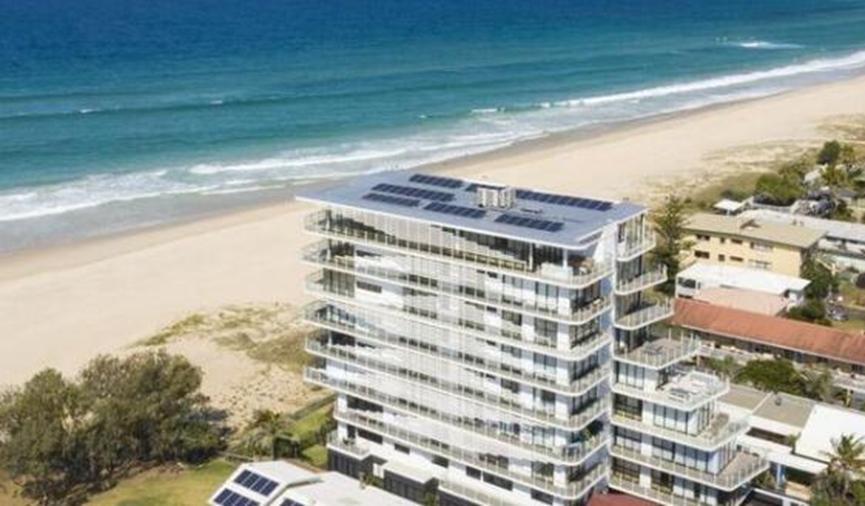 5美元可能会为幸运赢家赢得黄金海岸230万美元的海滨公寓