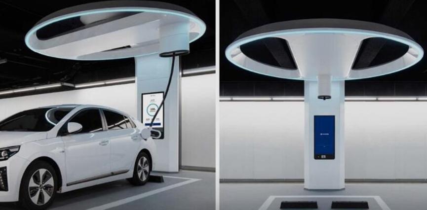 为现代的超快速充电器做好准备 Hi-Charger