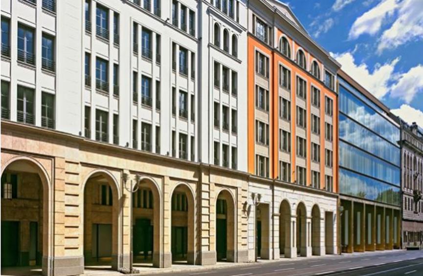 Tishman Speyer收购柏林办公大楼
