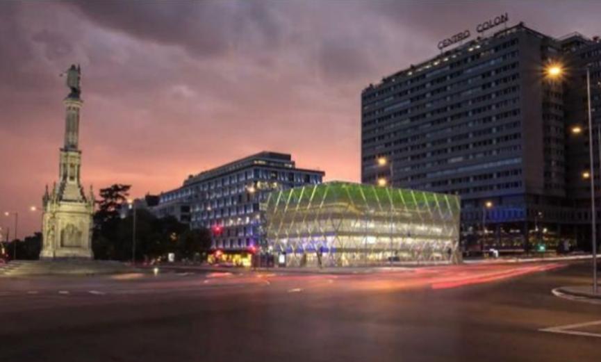 GBF Capital收购马德里的Axis建筑