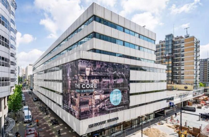 特里斯坦收购了鹿特丹中央商务区的标志性办公室
