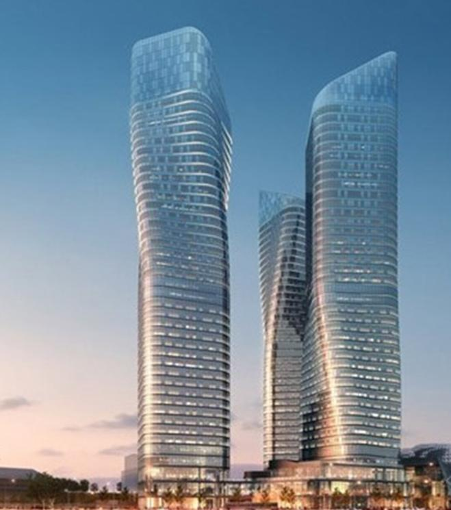 Hines收购米兰的综合用途塔楼