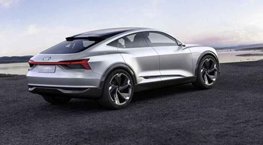 来自奥迪的第二位电动汽车来了 向E-Tron Sportback打招呼