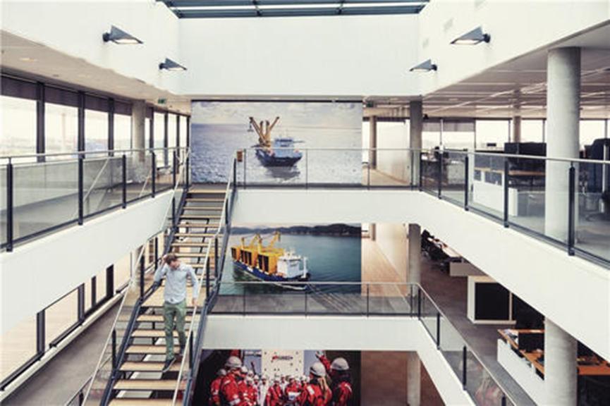 Serendipity Labs开设Galleria地区联合办公地点