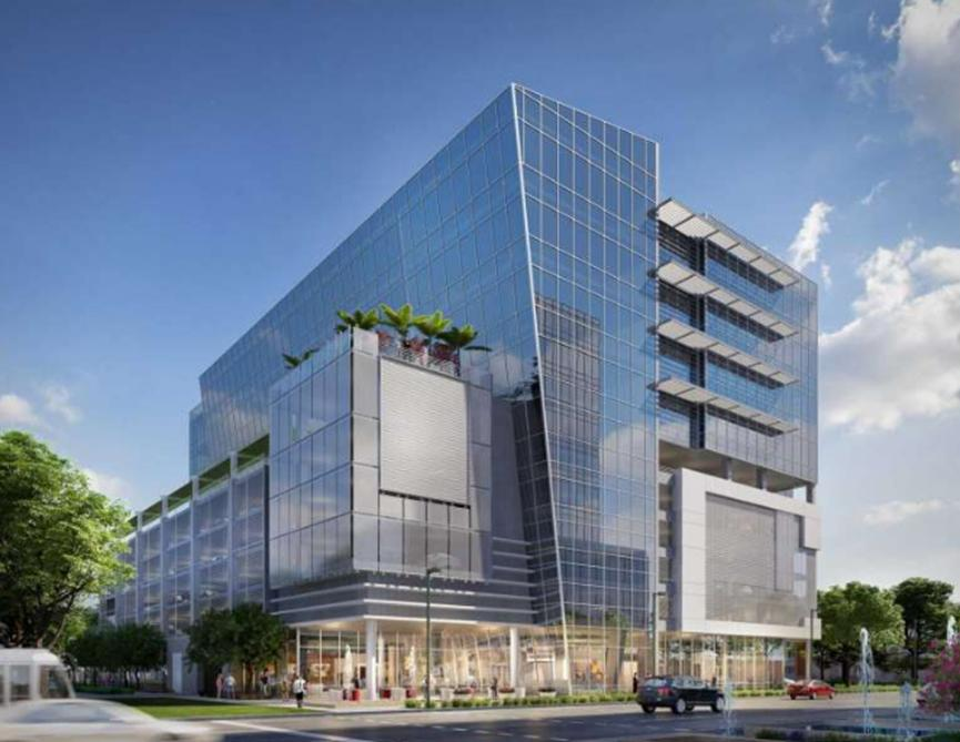 PJMD建筑师设计了博物馆广场医疗办公楼 预计将于2月破土动工