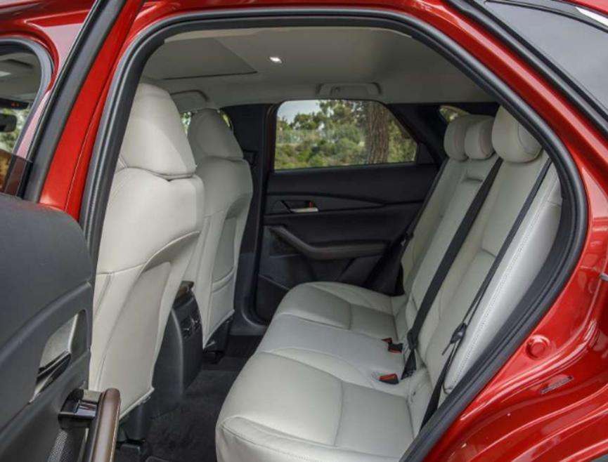2020马自达CX-30以实惠的价格提供优质的Panache