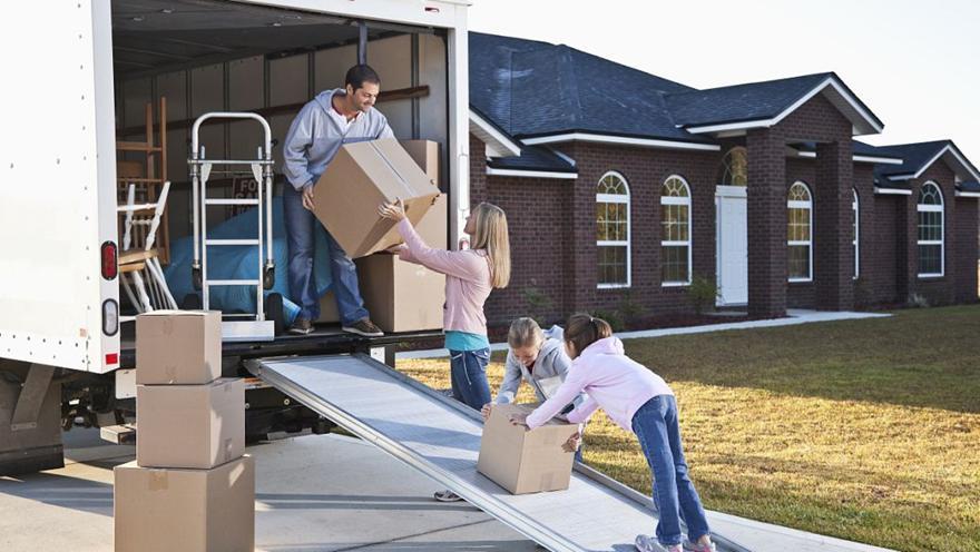 搬家公司Allied Van Lines称休斯顿在公司搬迁方面处于全国领先地位