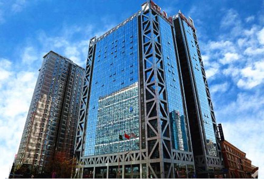企业产品合作伙伴扩大了在市区的大型总部租赁