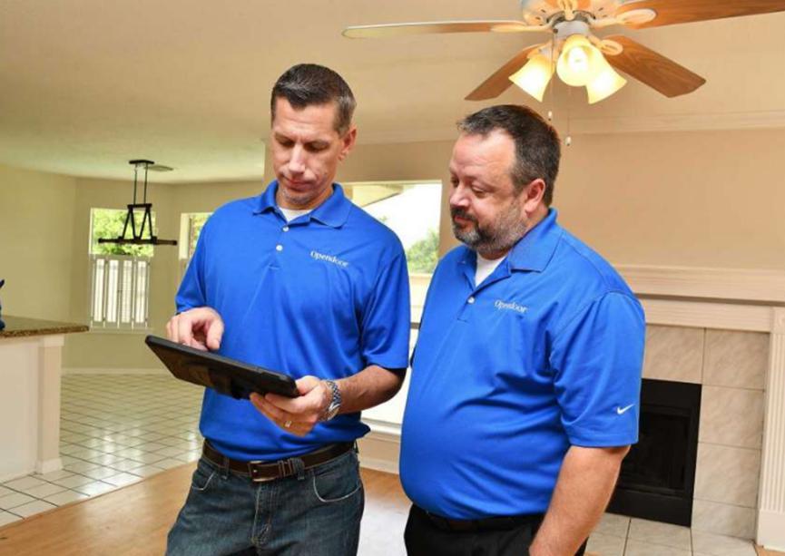 随着iBuyers修复房屋 Opendoor已向承包商花费了1.32亿美元