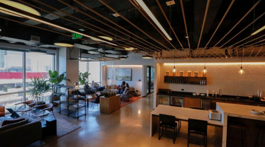 共享办公室公司将在One Arts Plaza占据另一个空间