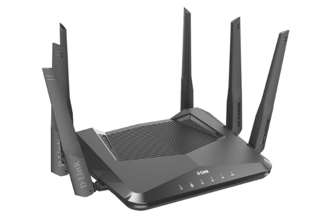 D-Link推出Wi-Fi 6和网状路由器 5G产品和mydlink相机