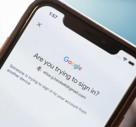 我们现在可以使用两因素Google和iPhone身份验证