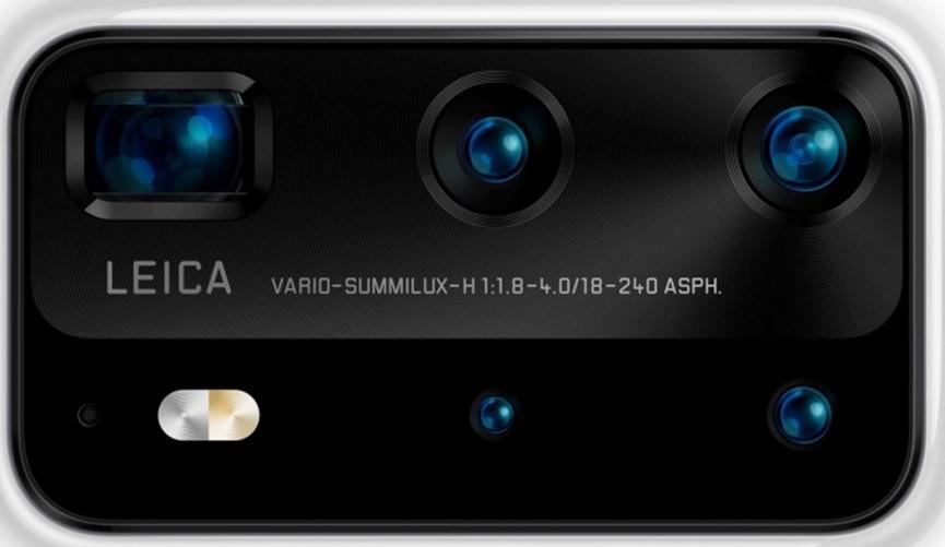 华为P40 Pro Premium将加入P40和P40 Pro具有10倍变焦摄像头