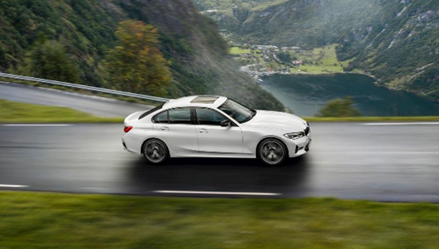 宝马宣布推出20d车型的318i 48V轻度混合动力版本