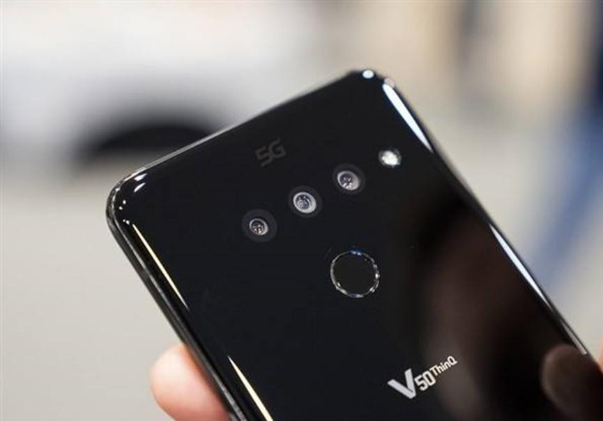 LG计划即将推出带有新相机的V60 ThinQ