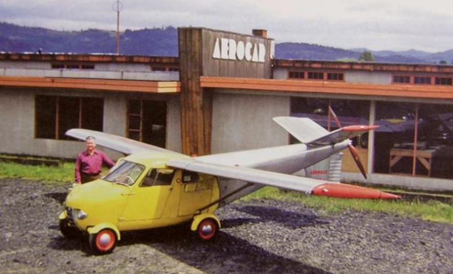 1954年的泰勒航空汽车售价$ 250,000
