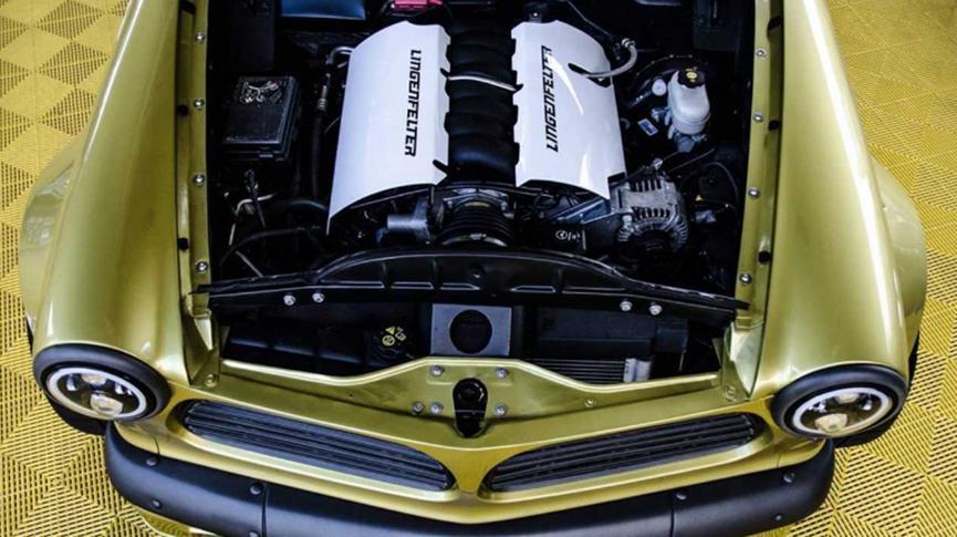 LS7供电的1963年沃尔沃亚马逊V06自定义双门跑车的售价为15万美元