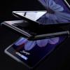 Galaxy Z翻盖可凸显可见的铰链和凸起的边框