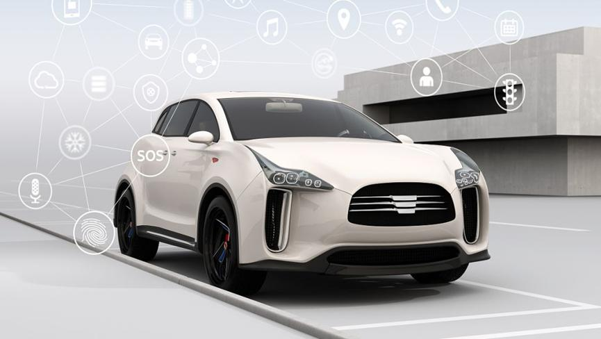 Desay SV新加坡测试自动驾驶汽车