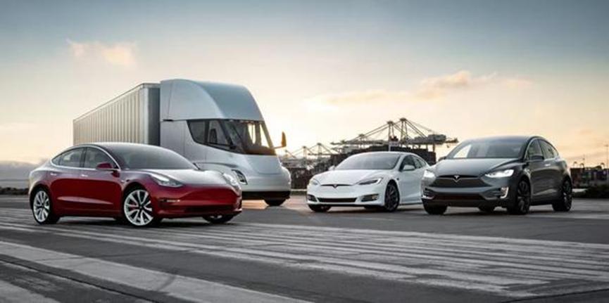 福特前首席执行官马克·菲尔德斯认为特斯拉是电动汽车的标志性品牌