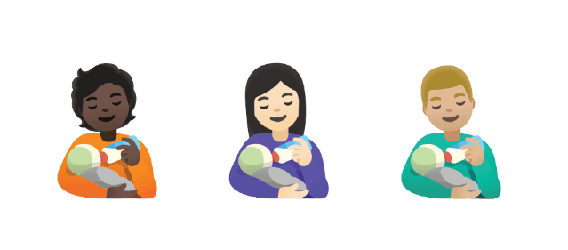 Android将在今年晚些时候看到更多的包容表情符号