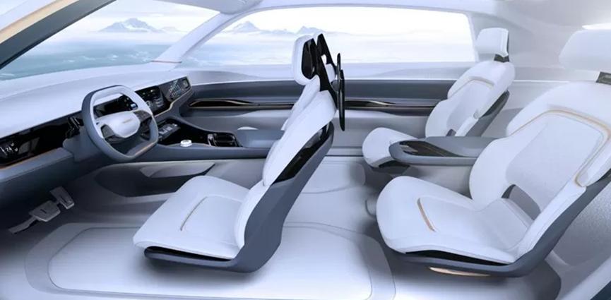 克莱斯勒从30年代取回名字:气流掀背车已经准备好适应每位乘客