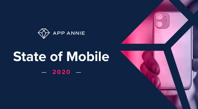 App Annie:2019年消费者下载了2040亿个移动应用