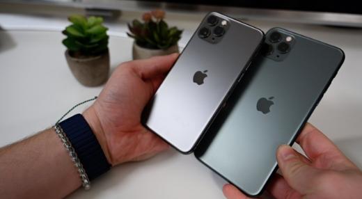 iPhone 11 Pro发射的FCC射频辐射法定限值是其两倍
