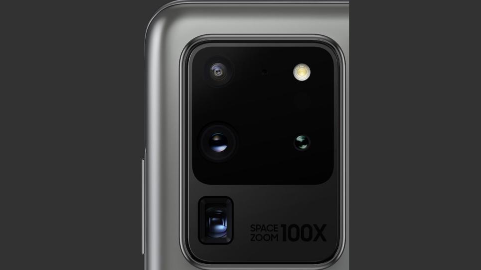 三星商标Nonacell技术可能适用于Galaxy S20 Ultra