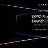 已经确认OPPO Find X2将于2月22日登场