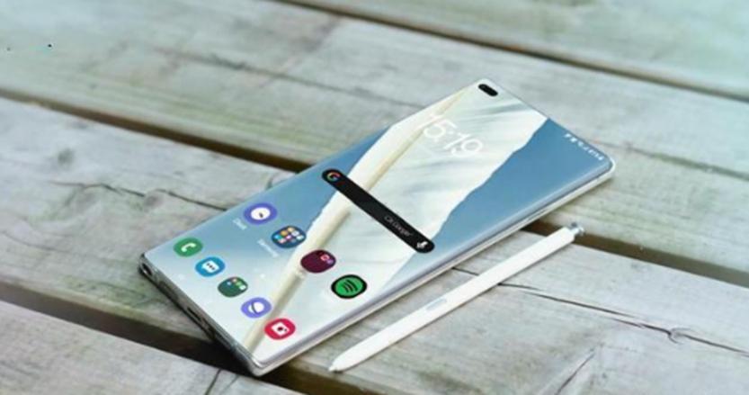 三星Galaxy Note 20将配备微调120Hz显示屏