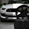 福特Shelby GT350R野马是基于Shelby GT350野马的最具追踪能力的野马