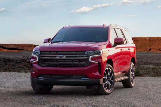 2021年雪佛兰Tahoe的起价仅比去年的车型高出1000美元