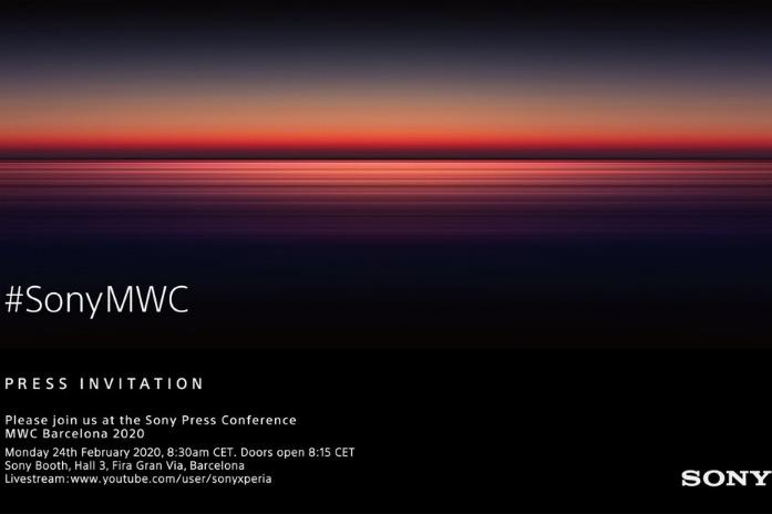 索尼确认MWC 2020活动有望带来新的高端Xperia手机