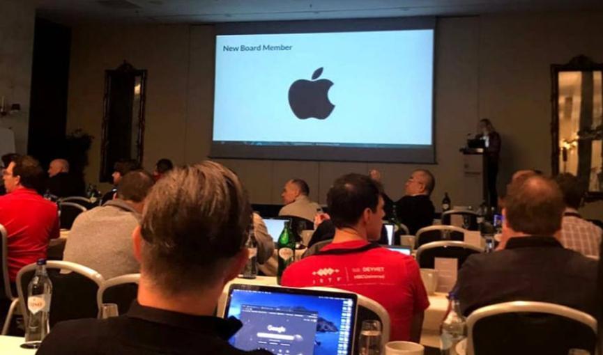 密码删除组织Fido Alliance有了一个新成员:Apple