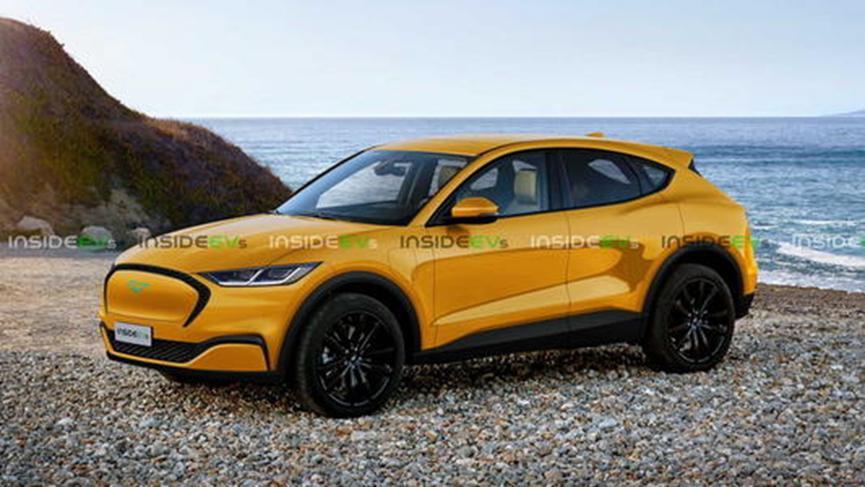 福特Mach-E电动SUV:美国和欧洲同步推出