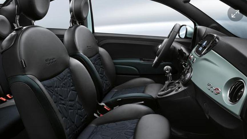 新型混合动力总成使时髦的菲亚特500更具吸引力