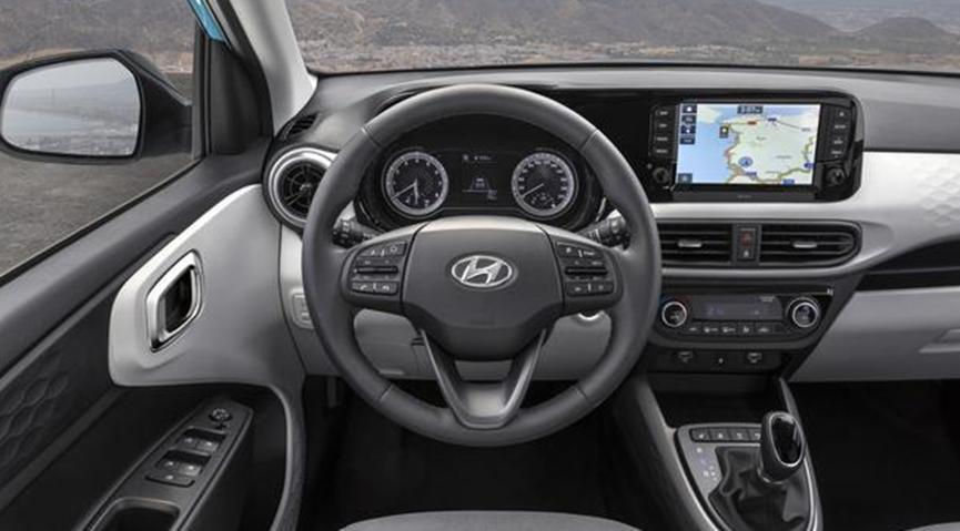 易于驾驶的现代i10充满了套件和技术