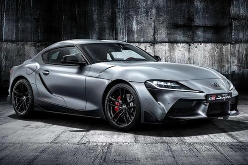 2021年丰田Supra 2.0采用涡轮增压四引擎重量更轻
