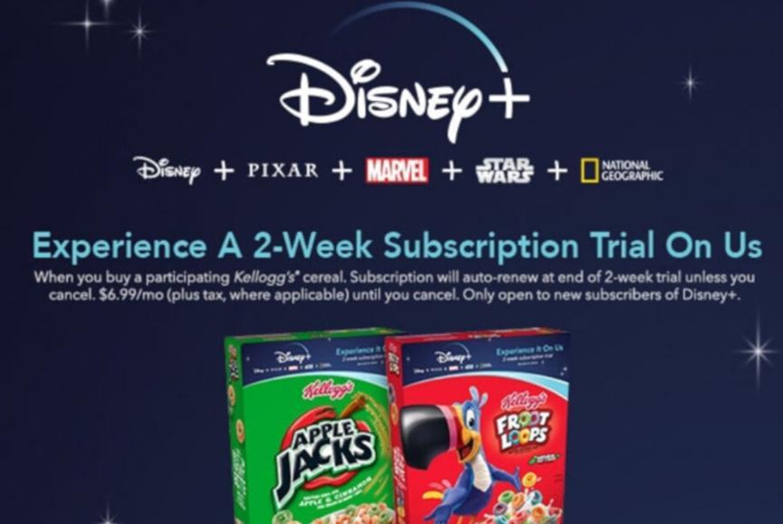 鲜为人知的促销活动将您的迪士尼+免费试用期延长一倍至两周