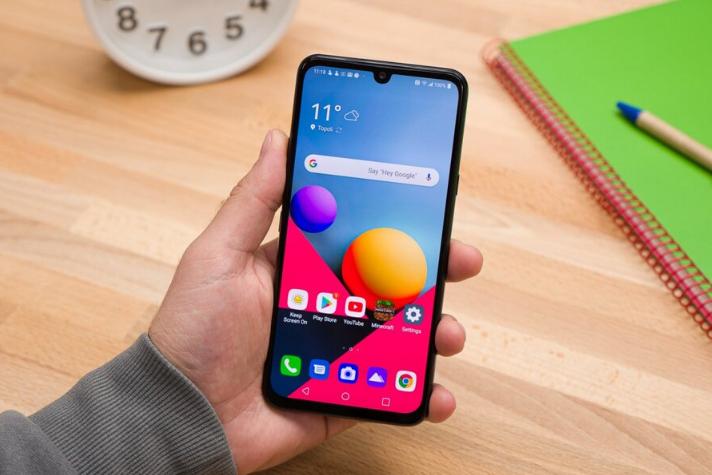 功能强大的LG G8X ThinQ在百思买以疯狂的低价出售