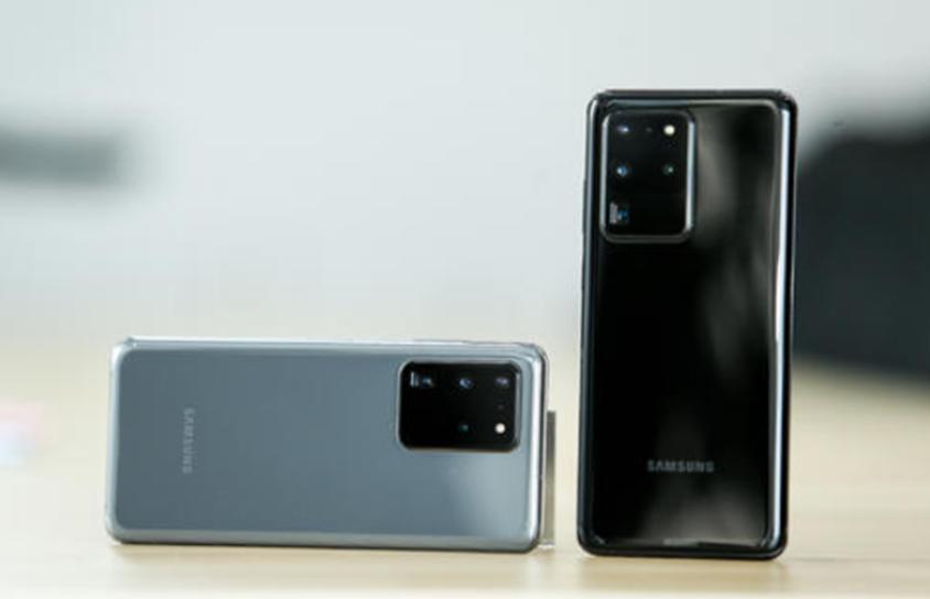 Galaxy S20系列的Otterbox保护套现已上市