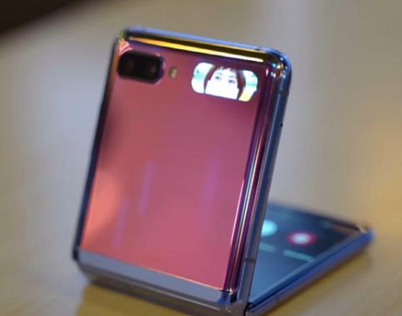 这就是为什么Galaxy Z Flip仍受到塑料膜保护的原因