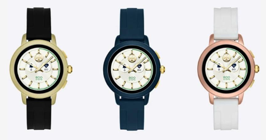 一年多后 托里·伯奇带着全新的ToryTrack智能手表回来了