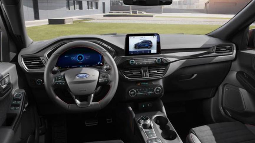 福特推出全新版本的Kuga SUV 个中包罗201mpg混淆动力车