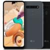 LG推出带有打孔显示器和四后置摄像头的新款K系列手机