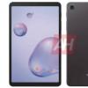 三星Galaxy Tab A 8.4渲染揭示关键规格表面