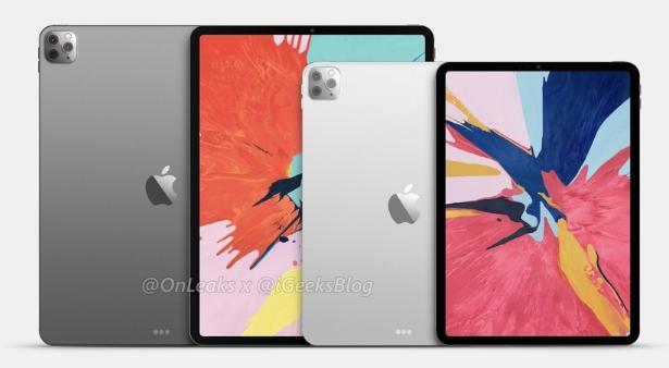 据报道新的12英寸iPad Pro正在开发中 将于3月发布